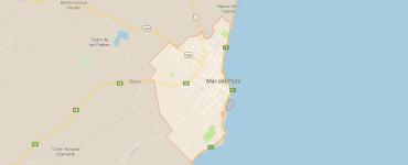 MAPA de Mar del Plata ¡Playas y Barrios! ¿Dónde quedan?