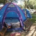 Carpas Camping Del Faro Mar Plata Buenos Aires