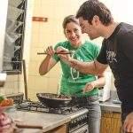 Cocinar Hostel Che Lagarto Mar Del Plata Buenos Aires