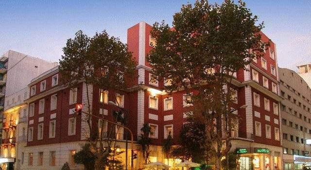 Hotel Garden en Mar del Plata Buenos Aires Argentina
