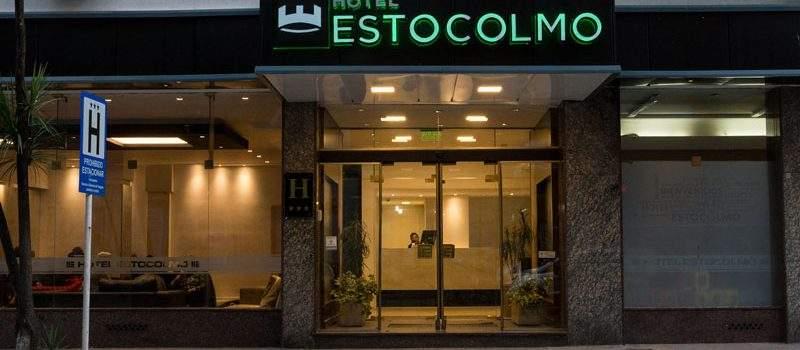 Hotel Estocolmo en Mar del Plata Buenos Aires