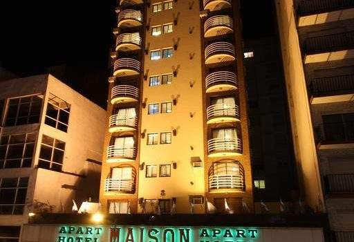 Aparthotel Maison en Mar del Plata Buenos Aires Argentina