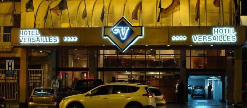 Hotel Versailles en Mar del Plata Buenos Aires Argentina