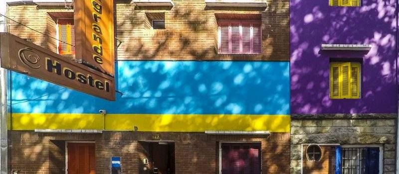 Hostel Casa Grande en Mar del Plata Buenos Aires Argentina