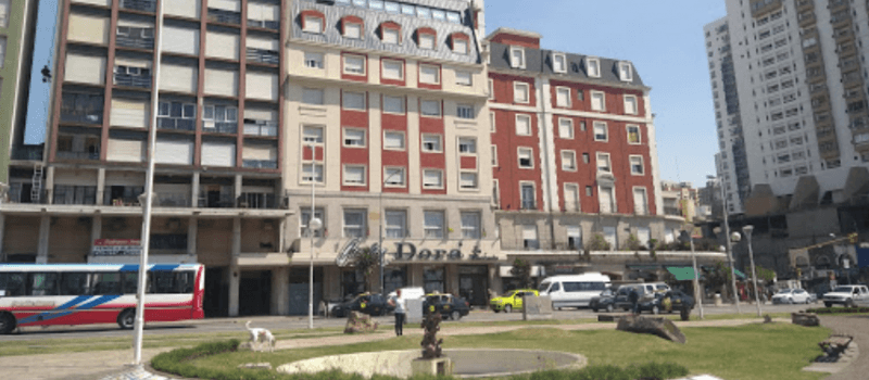 Hotel Dora en Mar del Plata Buenos Aires Argentina
