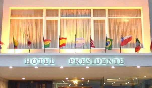 Hotel Presidente en Mar del Plata Buenos Aires Argentina