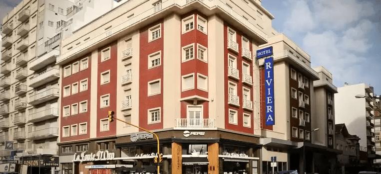 Hotel Riviera en Mar del Plata Buenos Aires