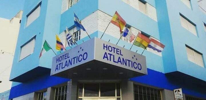 Hotel Atlántico en Mar del Plata Buenos Aires Argentina