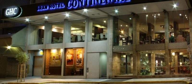 Hotel Continental en Mar del Plata Buenos Aires Argentina