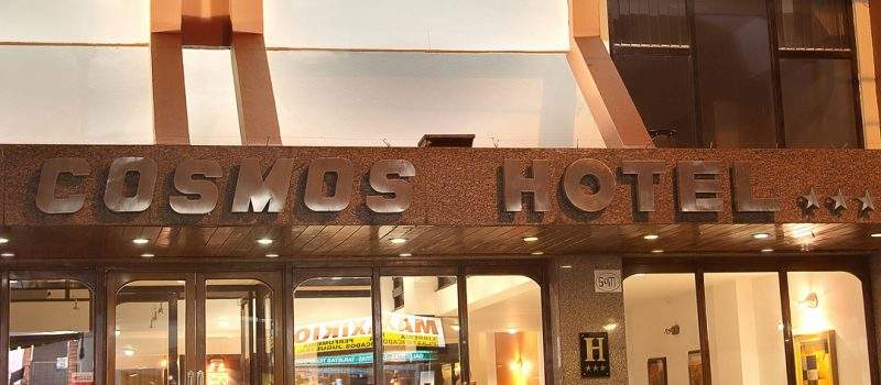 Hotel Cosmos en Mar del Plata Buenos Aires