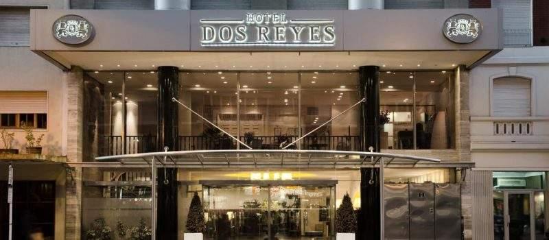 Hotel Dos Reyes en Mar del Plata Buenos Aires Argentina
