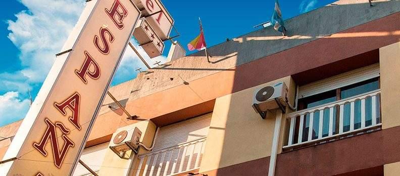 Hotel España en Mar del Plata Buenos Aires Argentina