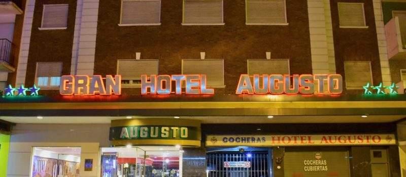 Hotel Gran  Augusto en Mar del Plata Buenos Aires Argentina