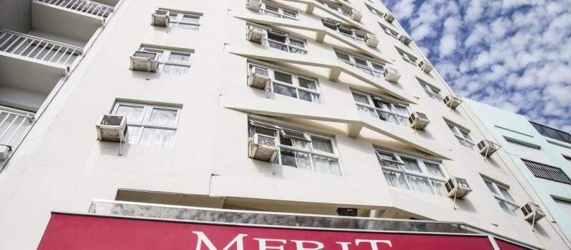 Hotel Mérit en Mar del Plata Buenos Aires Argentina