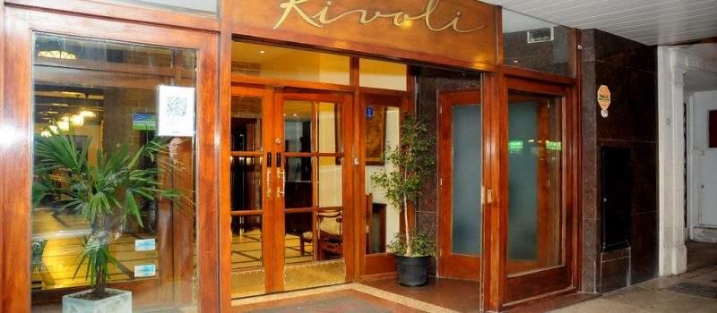 Hotel Rivoli en Mar del Plata Buenos Aires Argentina