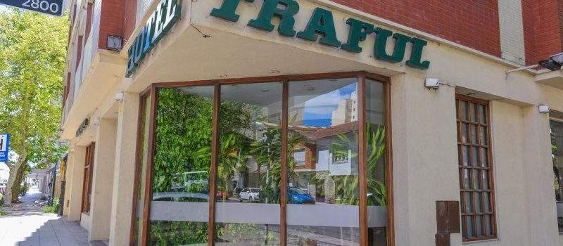 Hotel Traful en Mar del Plata Buenos Aires Argentina