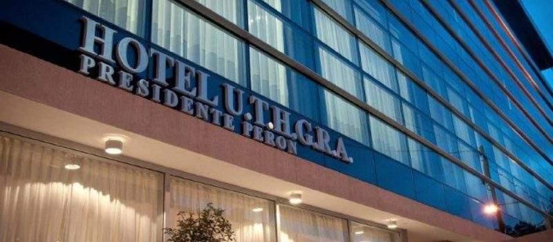 Hotel Uthgra en Mar del Plata Buenos Aires Argentina