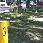 Parrillas parque