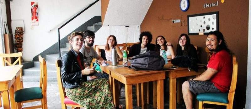 Hostel Yanquetruz en Mar del Plata Buenos Aires Argentina